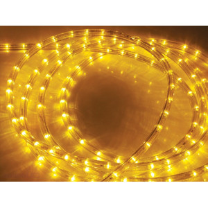 RBRL*2 DELUX 2-полюс. желтый Провод светящ.