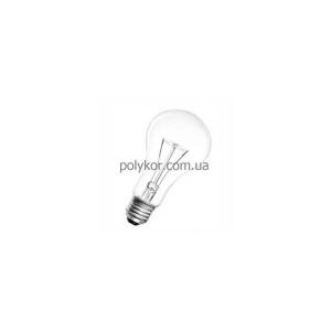 Лампа накаливания Іскра  А55 60 W Е27 індівід.упаковка