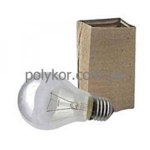 Лампа накаливания МО 12В 60Вт
