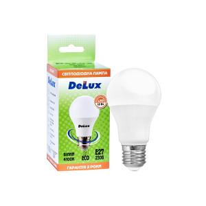 Лампа LED DELUX BL60 12W 4100К 230 V E27