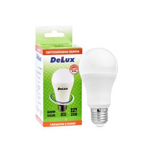 Лампа LED DELUX BL60 15W 4100К 230 V E27