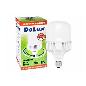Лампа LED DELUX BL80 30W 6500К 230 V E27