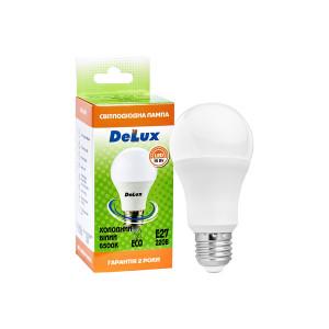 Лампа LED DELUX BL60 15W 6500К 230 V E27