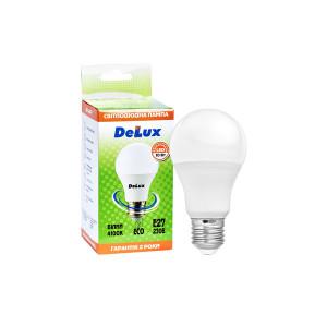 Лампа LED DELUX BL60 10W 4100К 230 V E27
