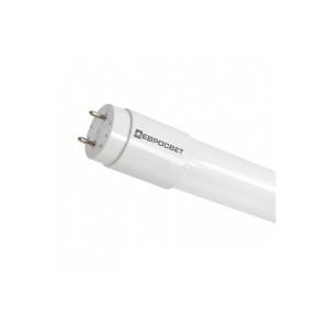 Лампа LED Евросвет 18W 4000К G13 Т8  L-1200-4000-13 матова