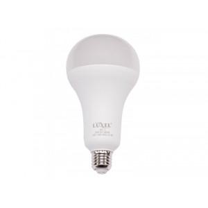Лампа LUXEL LED 35w Е27 6500К А80 (068-С) шар
