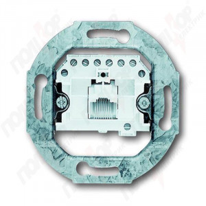 Механизм розетки TF UAE ABB BASIC 55