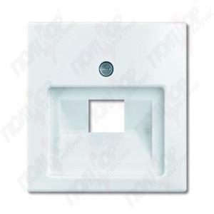 Плата центральная 1М для мех. белая TF, PC  ABB BASIC 55