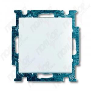 Выключатель 1кл. перекрестный белый ABB BASIC 55