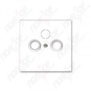 Панель центральная TV-CAT-R NEO белый ABB