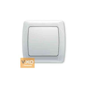 Выключатель 1-кл. 90561001 VI-KO CARMEN белый