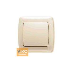 Выключатель 1-кл. 90562001 VI-KO CARMEN крем