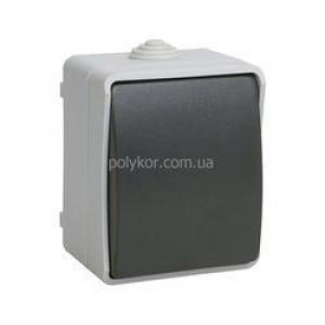 """Выключатель 1-кл. ВС20-1-0-ФСр  для наружной установки IP54 серия """"ФОРС"""" ИЕК"""