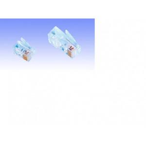 Штекер тлф. 6р4с (RJ-12) 6-0002