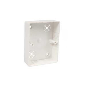 Коробка приборная  LK 80*28 R/1, без крышки