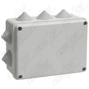 Коробка КМ41242 распаячная для о/п 150х110х70мм IP 55 ИЕК