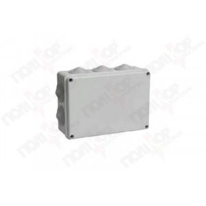 Коробка КМ41244 распаячная для о/п 190х140х70мм IP 55 ИЕК