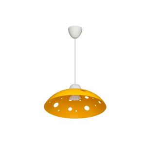 Світильник ЕРКА 1302 стельовий, 60w, жовтий, Е27