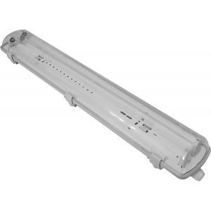 Корпус светильника Ecostrum (2*1500) IP65 GS под LED лампы (БЕЗ ЛАМП)