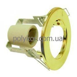 Світильник точечний Lumen FR-80 золото Ч5П