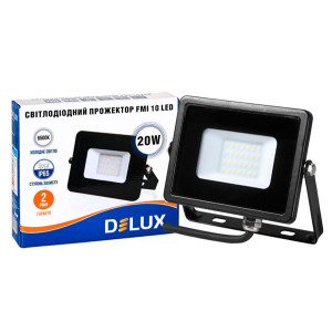 Прожектор DELUX FMI LED 20Вт 6500K IP65