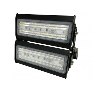 Прожектор LUXEL 100W 6500K LX-100C ІР 65 секционный