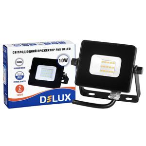 Прожектор DELUX FMI LED 10Вт 6500K IP65