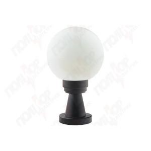 Светильник парковый GARDENIA-D/E27 белый 3240250