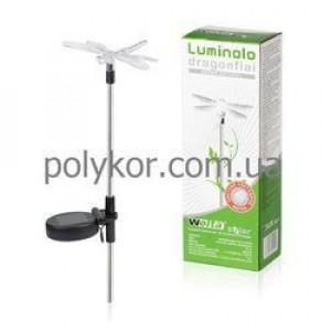 Світильник на сонячній бат. SOLAR WOLTA Luminolo Dragonflai Ч5П