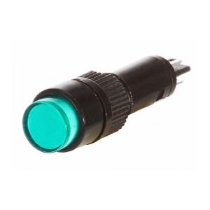 Арматура сигн. NXD-215/24В світлодіод зелена АсКо
