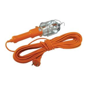 Світильник переносний ALFA UP-105 с выкл. (5м) IEK