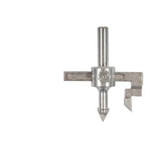 Сверло по кераміці SIGMA регульоване (балеринка) d30-100мм 2051011
