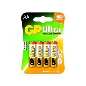 Батарейка GP 15АUHM-2UE2 щелочь LR6, AA (2 шт/блс)