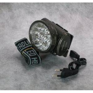 Фонарь Yajia акум. налобний YJ-1898 13 LED (1898-13)