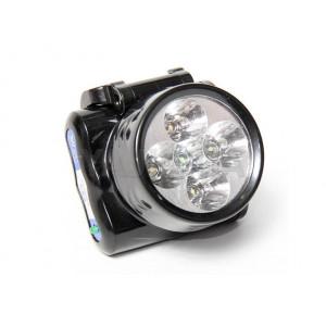 Ліхтарик Yajia/LUXURY акум. налобний YJ-1829-5 5 LED (1829-5)