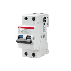 Диференційний автоматичний вимикач ABB DSH201 AC - C25/0,03 1+N