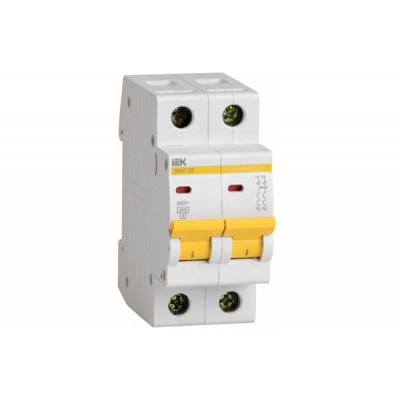 Описание, характеристики, отзывы о   Выключатель автоматический ВА47-29М 2р/С13А, купить в магазине  или  заказать  онлайн