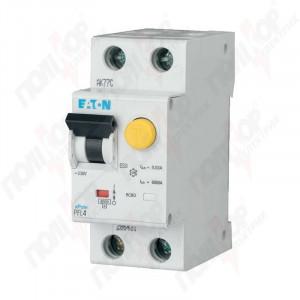 Дифференциальный автомат PFL6 - 20/1N/C/0,03