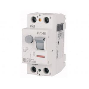Реле диференційне HNC-63/2/0.03 30мА 2п 63А EATON