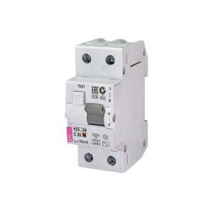 Дифференциальный автомат KZS-2M С 20/0,03 AС 10kA ETI
