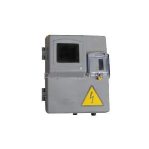 Щиток КДЕ-1 герметичный под однофазный счетчик IP54