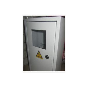 Шафа металева розподільча внутрішня ШМР-1Ф-10А-В УЗО Кова-Электро