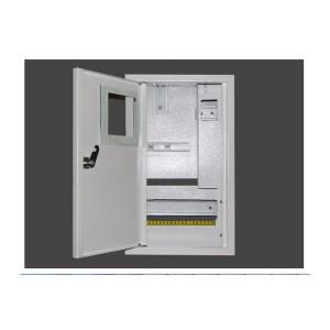 Шафа металева розподільча внутрішня ШМР-1Фе-10А-В УЗО Кова-Электро