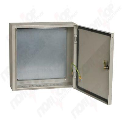 Описание, характеристики, отзывы о   Ящик ЩМП-1-0 74 У2 (395х310х220), IP54 с монт. панелью, купить в магазине  или  заказать  онлайн