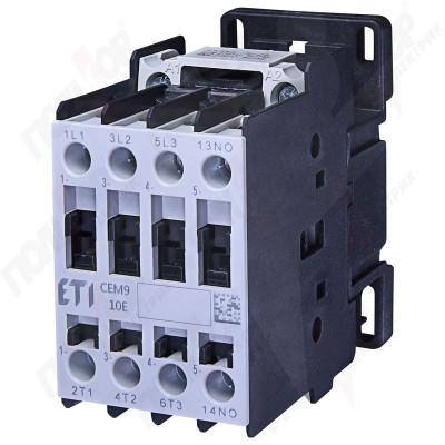 Описание, характеристики, отзывы о   Контактор CEМ 9.10/AC230V ETI, купить в магазине  или  заказать  онлайн