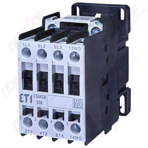 Контактор CEM 18.10/AC230V ETI