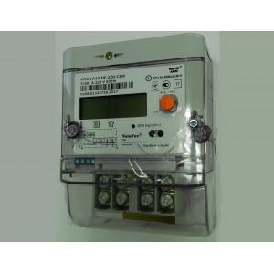Счетчик электрическойэнергии MTX 1A10.DF.2ZO-CO4 (5-60А) 1фаз., многотариф.
