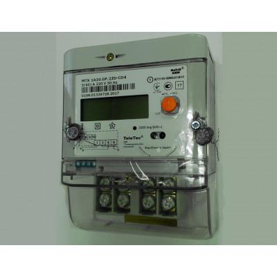 Описание, характеристики, отзывы о   Счетчик электрическойэнергии MTX 1A10.DF.2ZO-CO4 (5-60А) 1фаз., многотариф., купить в магазине  или  заказать  онлайн