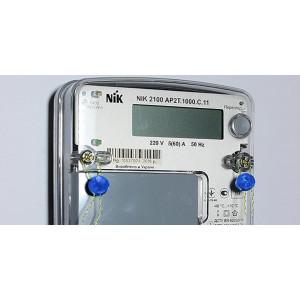 Счетчик электрической энергии НІК 2102-01Е2Т, 5-60 А