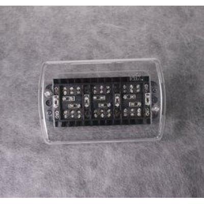 Описание, характеристики, отзывы о   Коммутационная колодка НІК-КП25, купить в магазине  или  заказать  онлайн